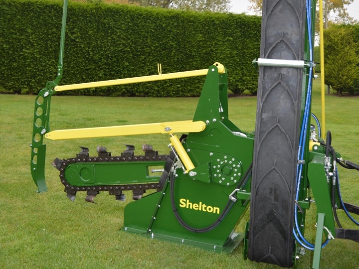 Chain-Trencher-CT100-by-Shelton-Sportsturf-Drainage-720×540