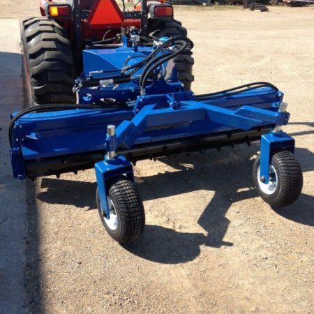 REIST – RotoRake 3PL Tractor mount