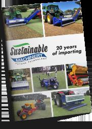 Sustainable Machinery Brochure